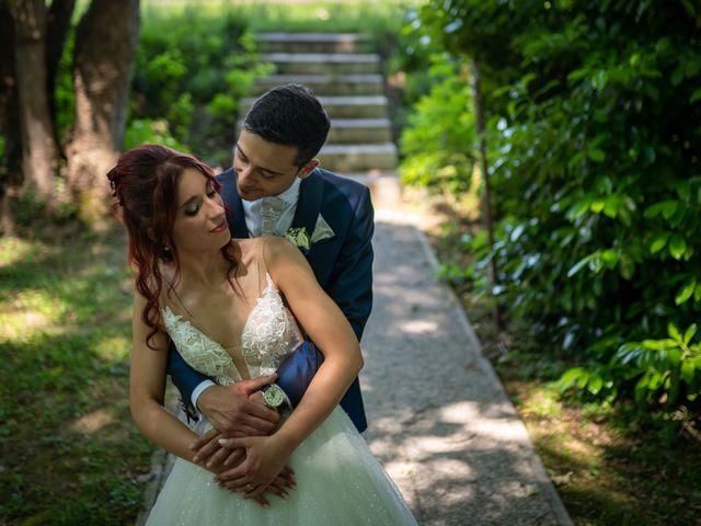 Le nozze di Ilaria e Loris