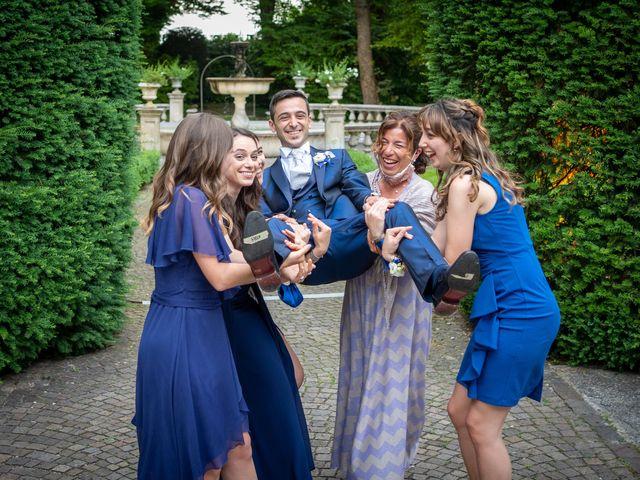 Il matrimonio di Loris e Ilaria a Santa Lucia di Piave, Treviso 39