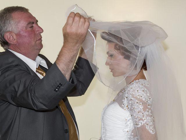 Il matrimonio di Saverio e Ana Maria a Poggibonsi, Siena 2