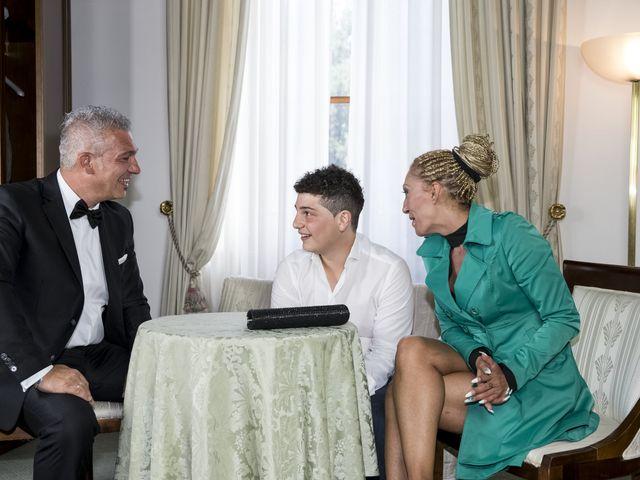 Il matrimonio di Saverio e Ana Maria a Poggibonsi, Siena 3