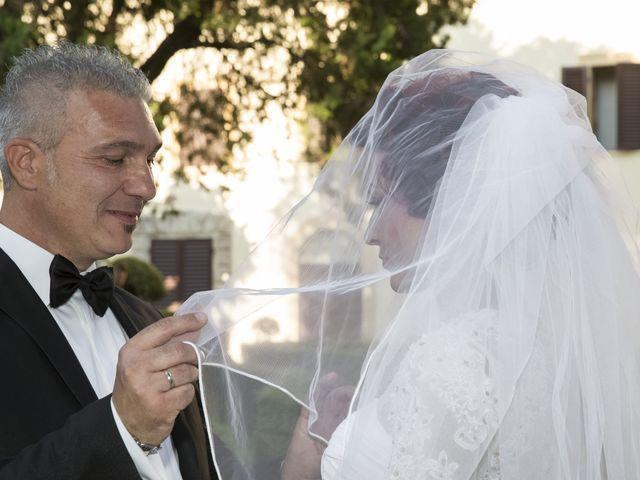 Il matrimonio di Saverio e Ana Maria a Poggibonsi, Siena 7