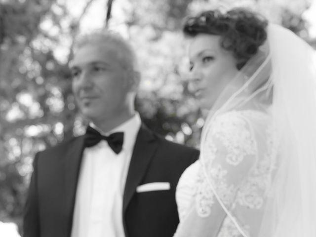 Il matrimonio di Saverio e Ana Maria a Poggibonsi, Siena 8