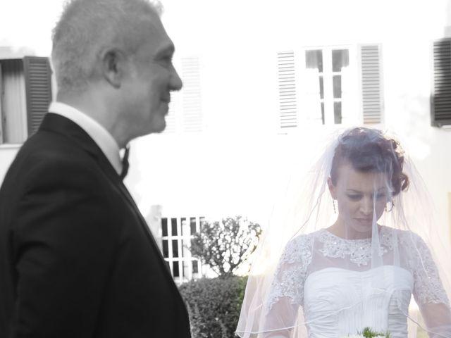 Il matrimonio di Saverio e Ana Maria a Poggibonsi, Siena 9