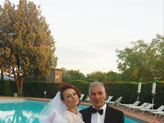 Il matrimonio di Saverio e Ana Maria a Poggibonsi, Siena 18