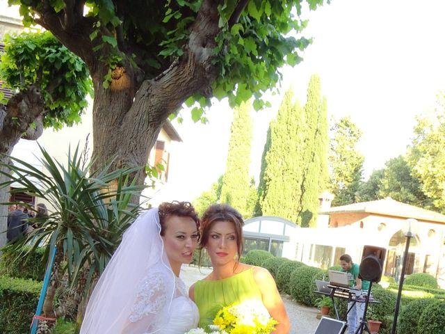 Il matrimonio di Saverio e Ana Maria a Poggibonsi, Siena 19