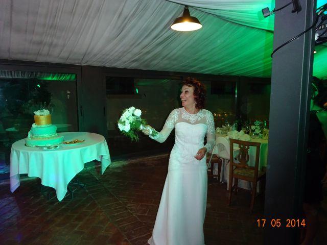 Il matrimonio di Saverio e Ana Maria a Poggibonsi, Siena 21