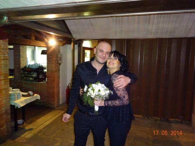 Il matrimonio di Saverio e Ana Maria a Poggibonsi, Siena 22