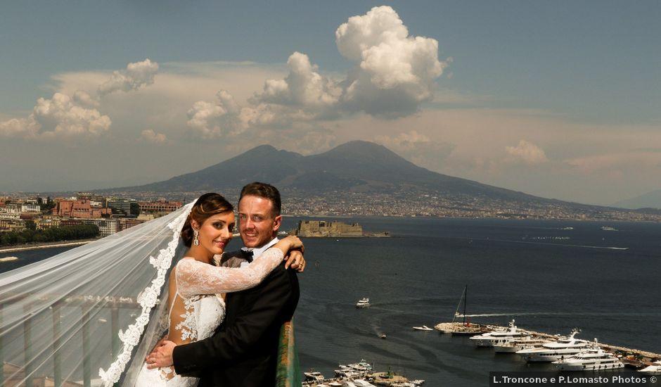 Il matrimonio di Giorgio e Anna a Napoli, Napoli