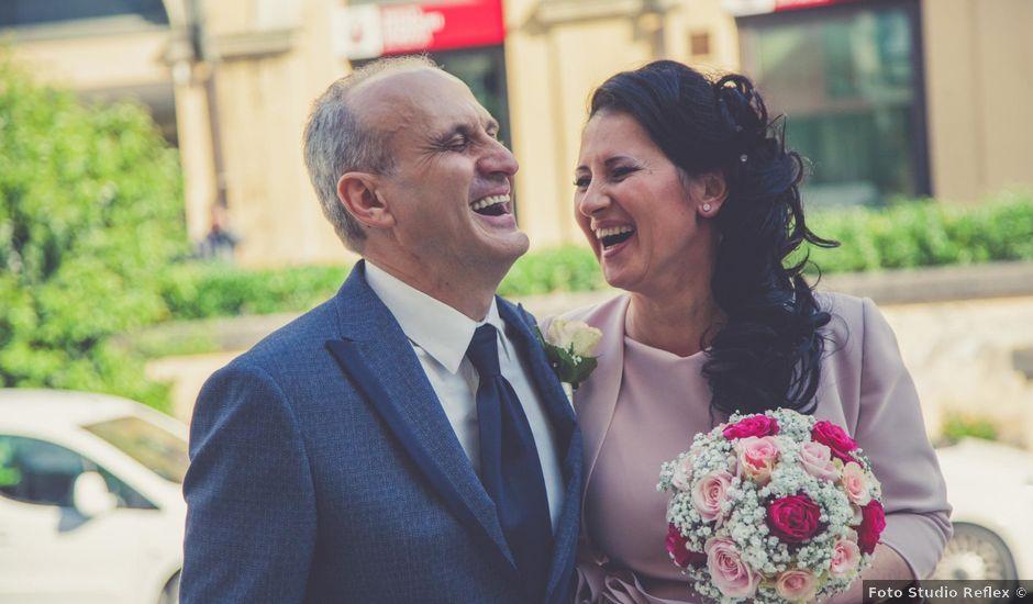 Il matrimonio di Andrea e Claudia a Carrara, Massa Carrara