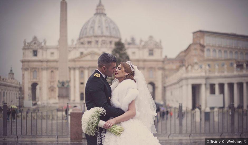 Il matrimonio di Michael e Gina a Roma, Roma