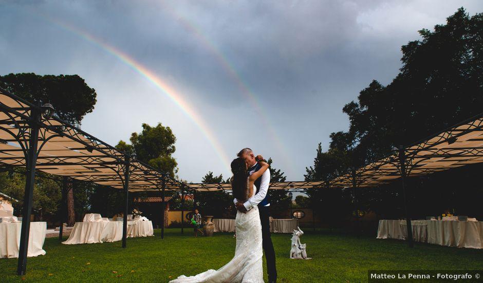 Il matrimonio di Berardo e Cinzia a Teramo, Teramo