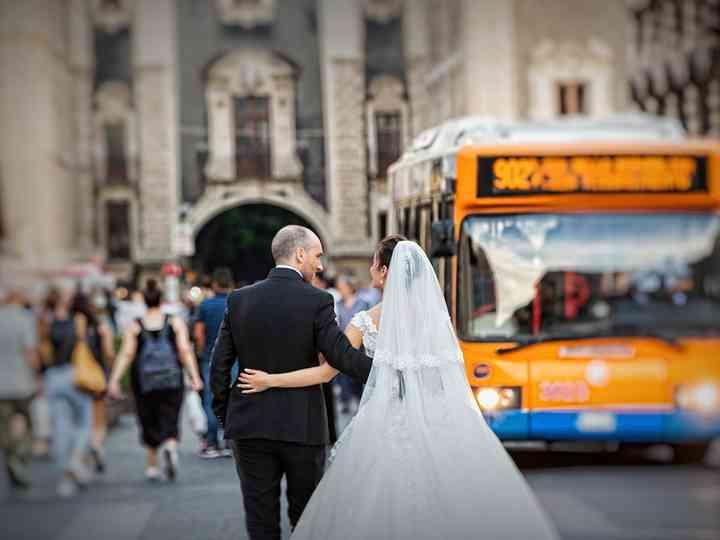 Le nozze di Valentina e Giorgio