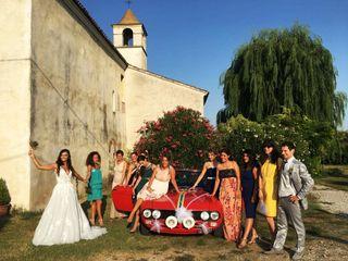 Le nozze di linda e yuri 1