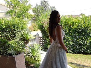 Le nozze di linda e yuri