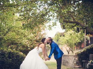 Le nozze di Serena e Luca