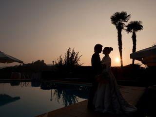 Le nozze di Maria Emilia e Stefano