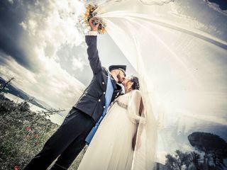 Le nozze di Paulina e Maurizio