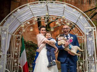 Le nozze di Daniela e Michele
