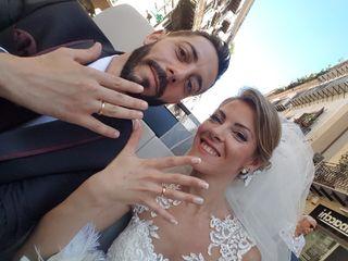 Le nozze di Maria e Alessandro
