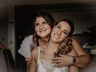 Le nozze di Christine e Mauro 3