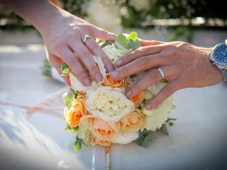 Le nozze di Andrew e Serena