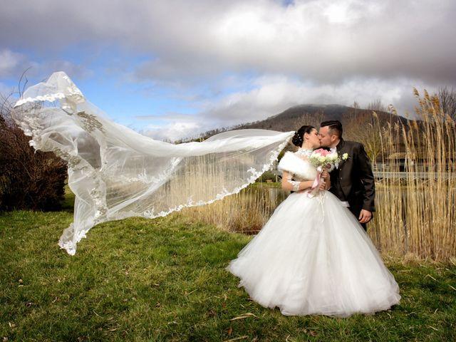 le nozze di Giada e Simone