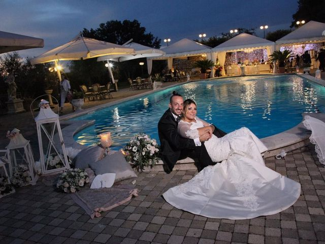 Le nozze di Federica e Lamberto