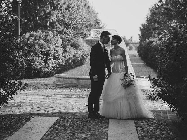 Le nozze di Ramona e Daniele