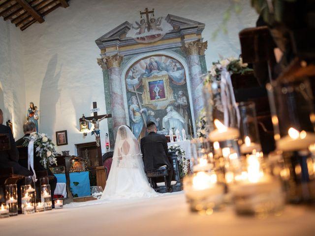 Il matrimonio di Mirko e Elisa a Cerveteri, Roma 14
