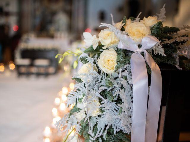 Il matrimonio di Mirko e Elisa a Cerveteri, Roma 15