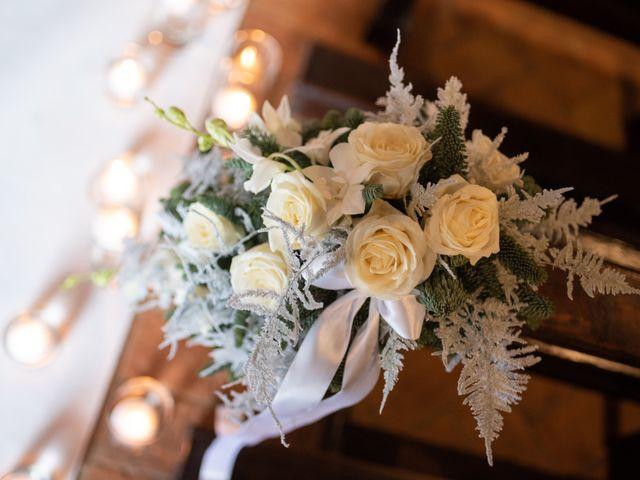Il matrimonio di Mirko e Elisa a Cerveteri, Roma 17