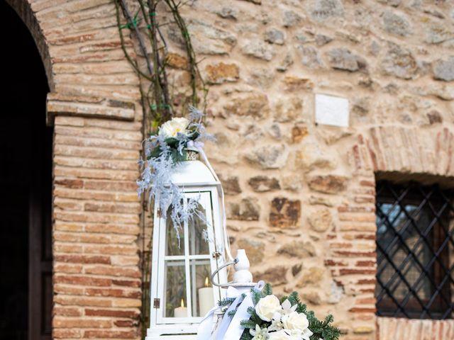 Il matrimonio di Mirko e Elisa a Cerveteri, Roma 18