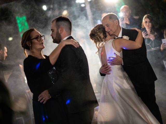 Il matrimonio di Mirko e Elisa a Cerveteri, Roma 24