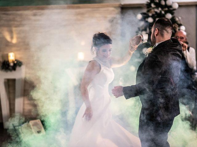 Il matrimonio di Mirko e Elisa a Cerveteri, Roma 25