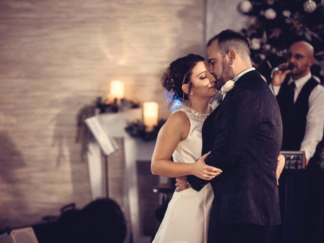 Il matrimonio di Mirko e Elisa a Cerveteri, Roma 26
