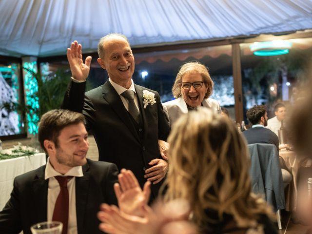 Il matrimonio di Mirko e Elisa a Cerveteri, Roma 27