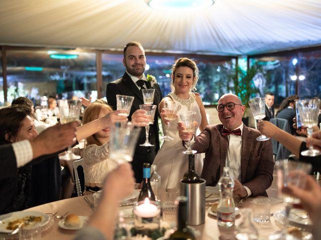 Il matrimonio di Mirko e Elisa a Cerveteri, Roma 28