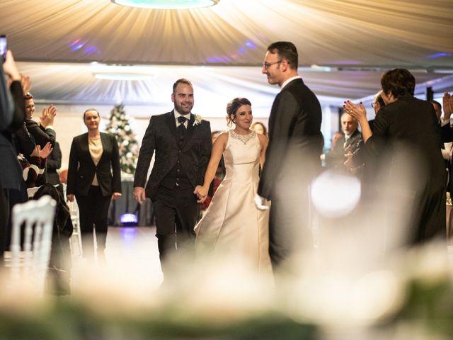 Il matrimonio di Mirko e Elisa a Cerveteri, Roma 29