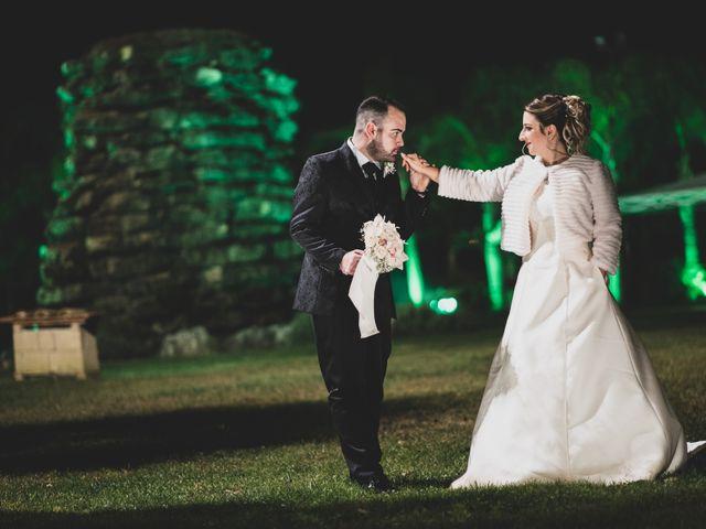 Il matrimonio di Mirko e Elisa a Cerveteri, Roma 34