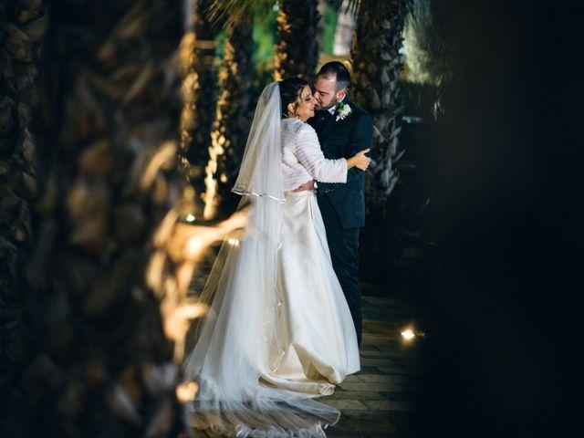 Il matrimonio di Mirko e Elisa a Cerveteri, Roma 35