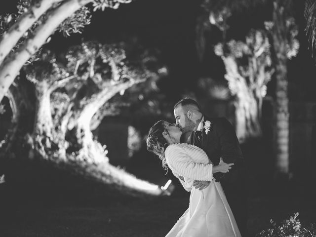 Il matrimonio di Mirko e Elisa a Cerveteri, Roma 36