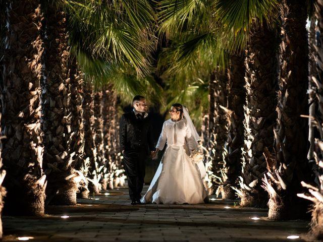 Il matrimonio di Mirko e Elisa a Cerveteri, Roma 37