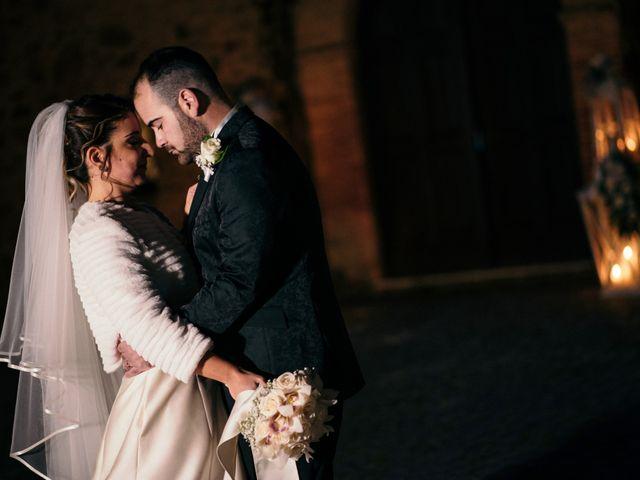 Il matrimonio di Mirko e Elisa a Cerveteri, Roma 38