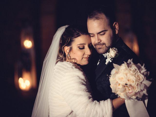Il matrimonio di Mirko e Elisa a Cerveteri, Roma 39
