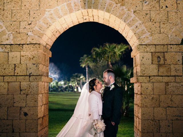 Il matrimonio di Mirko e Elisa a Cerveteri, Roma 40