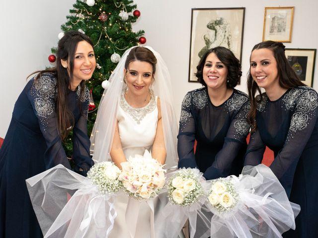 Il matrimonio di Mirko e Elisa a Cerveteri, Roma 45