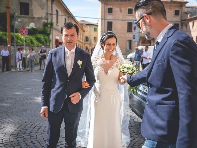Il matrimonio di Alessandro e Eleonora a Forlì, Forlì-Cesena 11