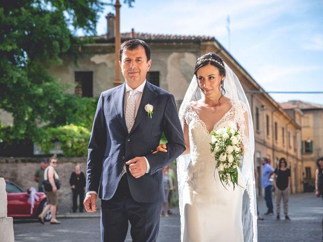 Il matrimonio di Alessandro e Eleonora a Forlì, Forlì-Cesena 12