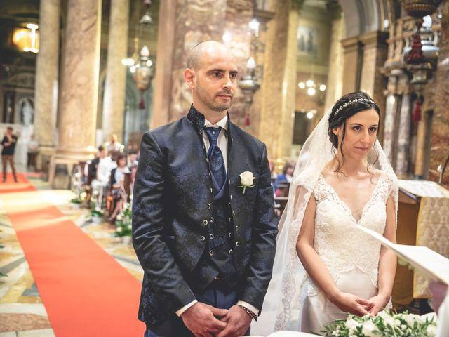 Il matrimonio di Alessandro e Eleonora a Forlì, Forlì-Cesena 17