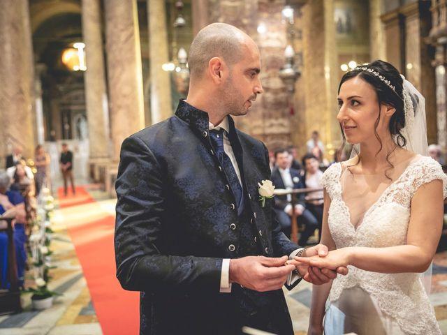 Il matrimonio di Alessandro e Eleonora a Forlì, Forlì-Cesena 19